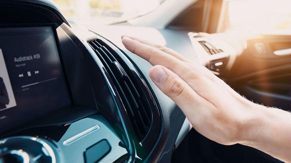 Cómo bajar la temperatura del coche en 1 minuto… o menos