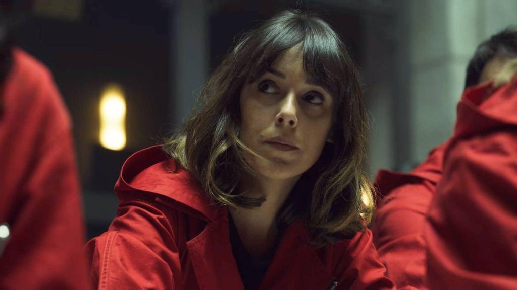 Belén cuesta interpretando un papel trans en 'La casa de papel'