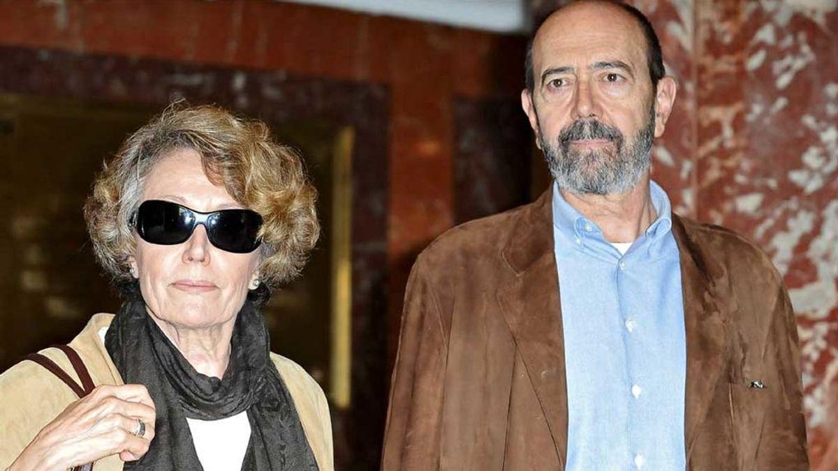 """El actor Miguel Rellán, pareja de Rosa María Mateo, narra su """"pesadilla"""" con el coronavirus"""