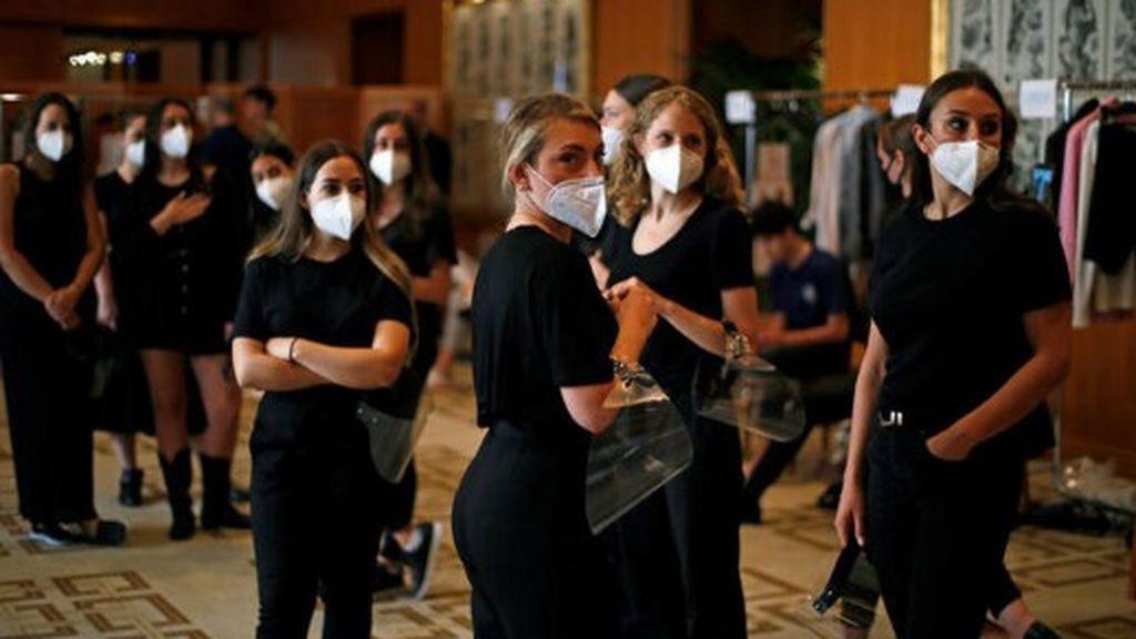 La cepa de coronavirus detectada en Italia no llegaron de China