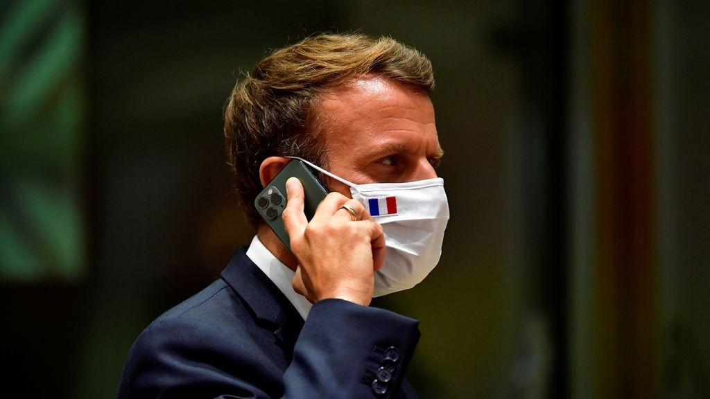 Macron toma impulso con el nuevo fondo europeo