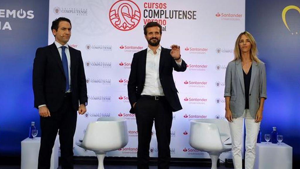 """El PP asume que hay Gobierno para largo: """"Iglesias es capaz de aguantar 20 rescates antes de abandonar la Moncloa"""""""