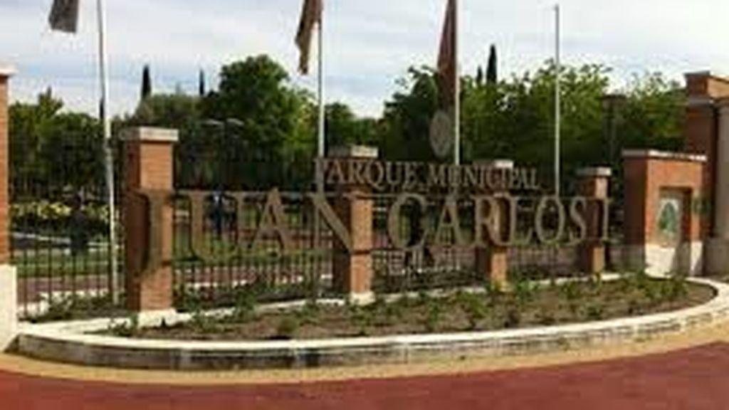 Pinto quitará el nombre de Juan Carlos I al principal parque de la localidad madrileña