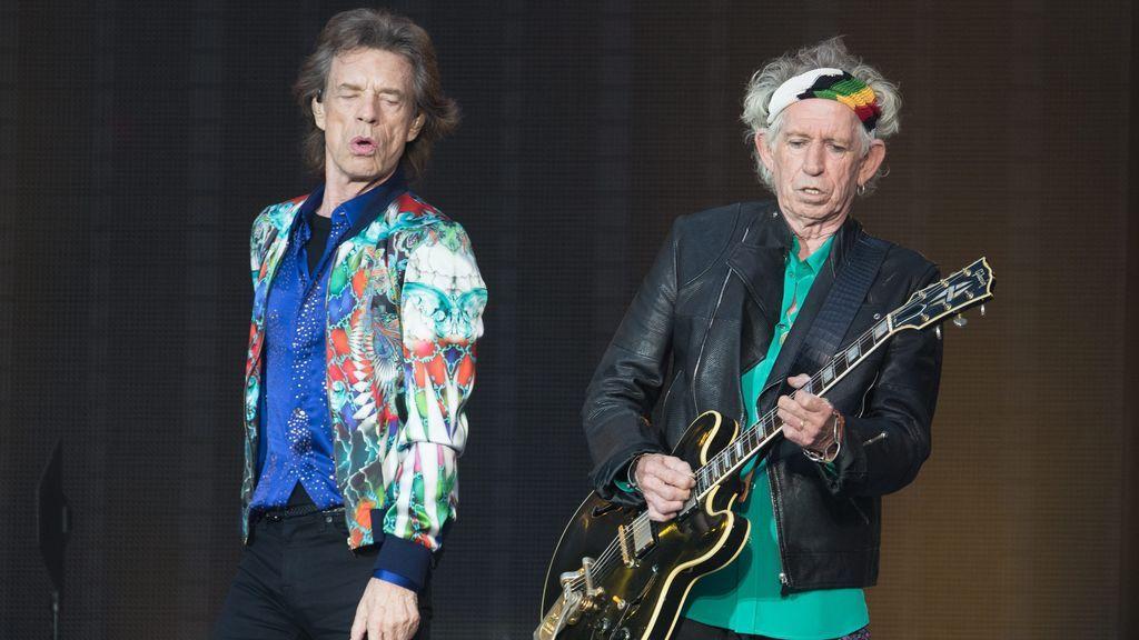 """Los Rolling Stones y Jimmy Page lanzan un inédito de 1974: """"Scarlet, por qué me destrozas el corazón"""""""
