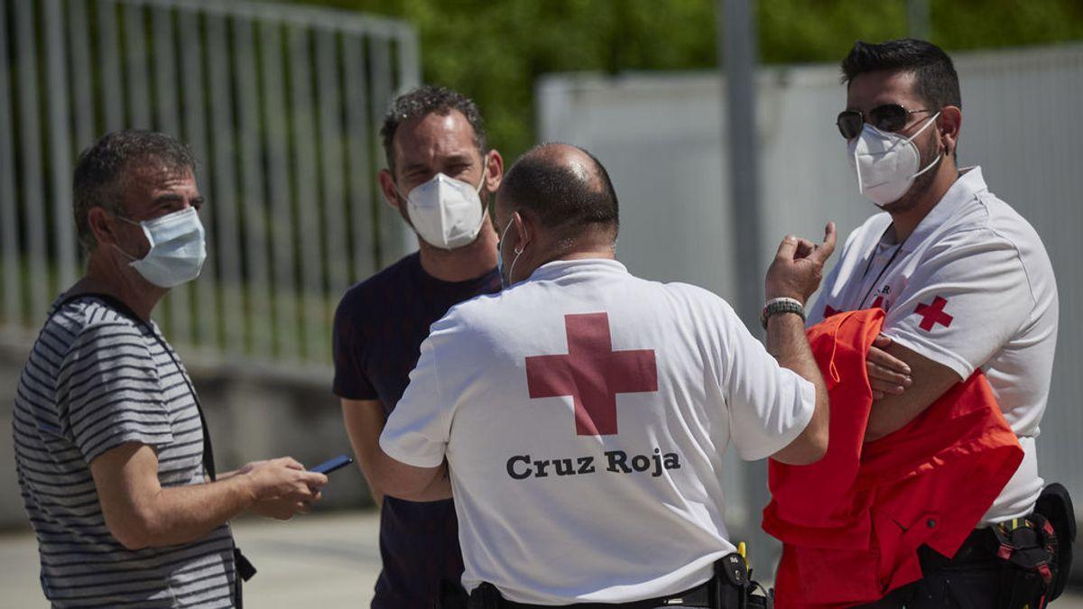 Los casos de coronavirus en España rozan ya los mil con 971 nuevos