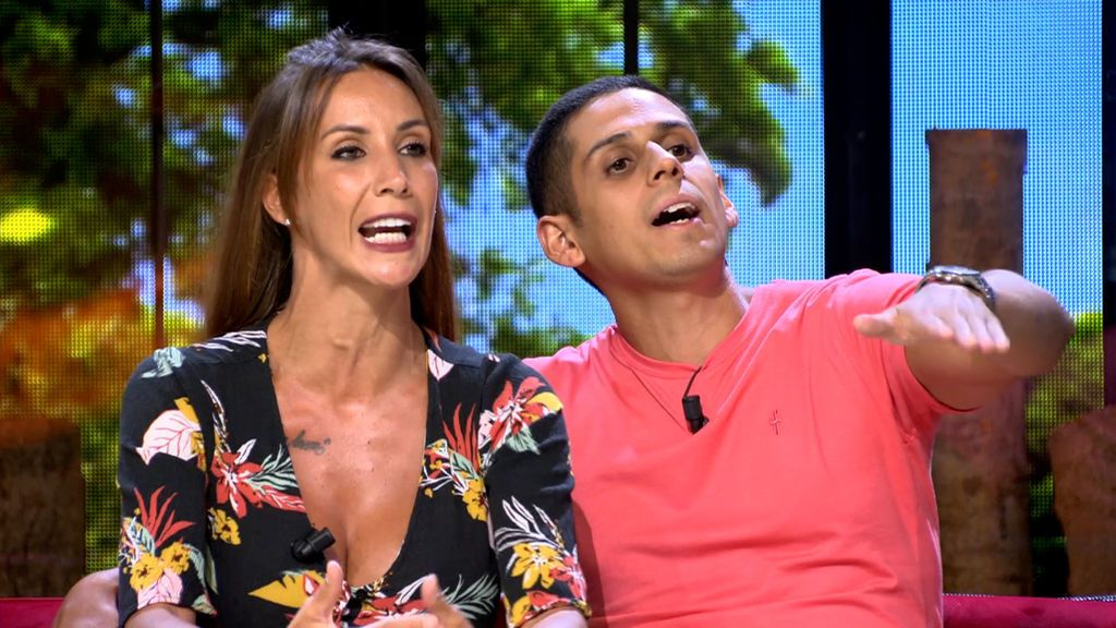 Cristina destapa la verdad del test de embarazo de Fani
