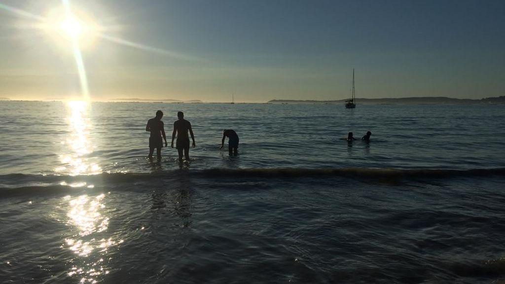 Praia de Lapamán
