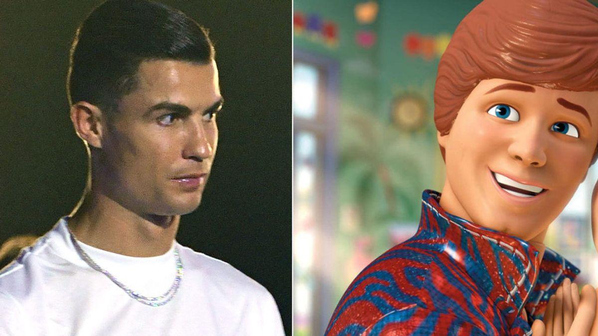 """La comparación de un futbolista del Atalanta sobre Cristiano: """"Es como Ken, el de Barbie, muy hermoso"""""""