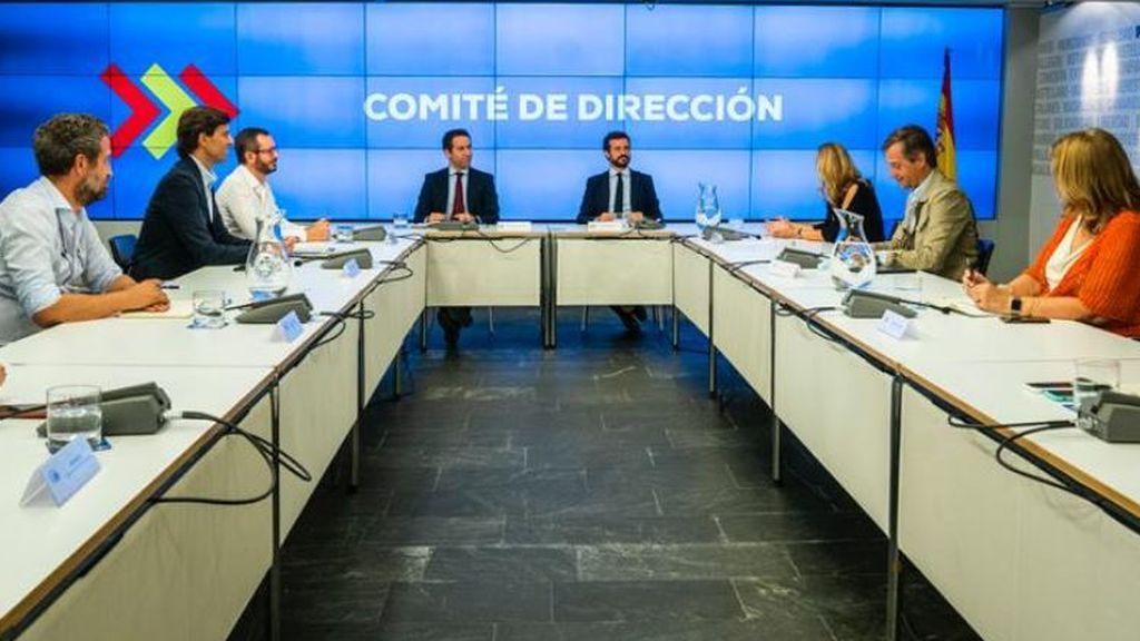 """El PP exige ver los presupuestos antes de sentarse a negociar: """"Primero que se pongan de acuerdo Iglesias y Montero"""""""