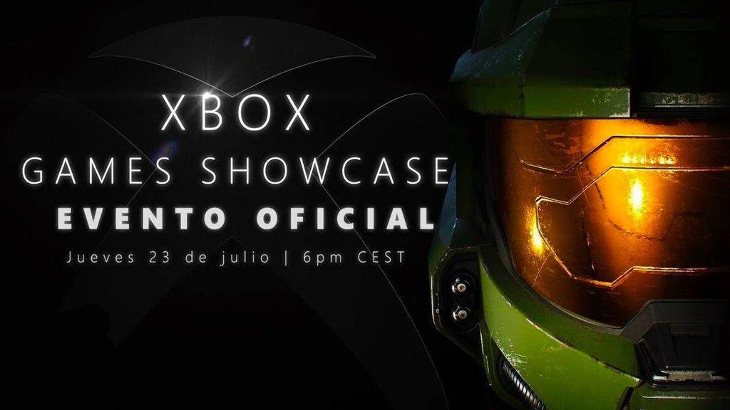 Sigue aquí en directo el Xbox Games Showcase