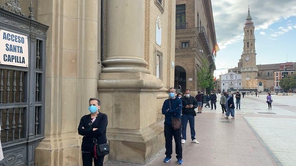 La ciudad de Zaragoza y varias comarcas de Aragón retroceden a la fase 2 sin flexibilizar