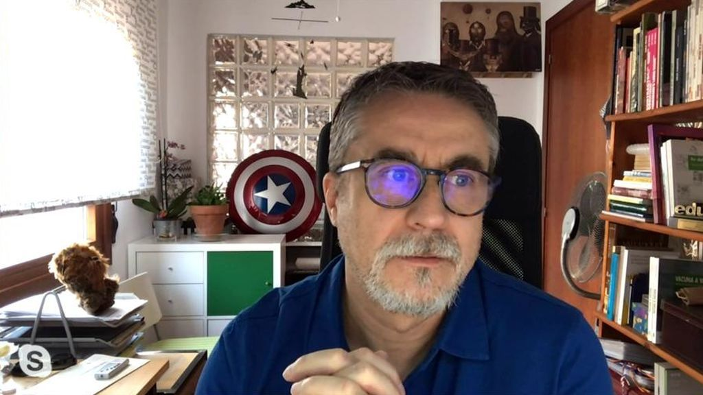 Alfredo Corell, inmunólogo habla del coronavirus