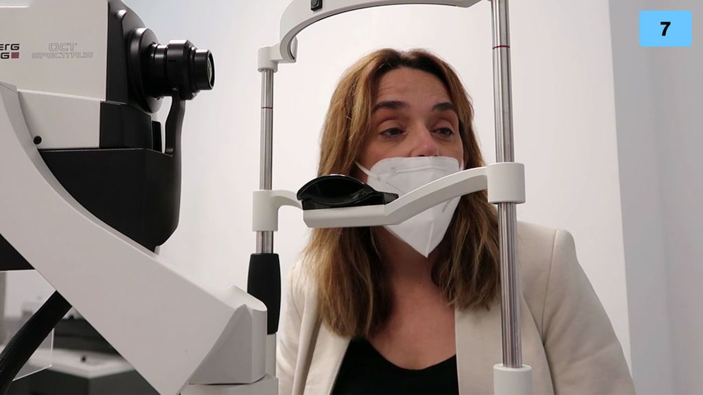 """Toñi Moreno se somete a una revisión oftalmológica: """"Voy a hacerme unas pruebas"""" (2/2)"""