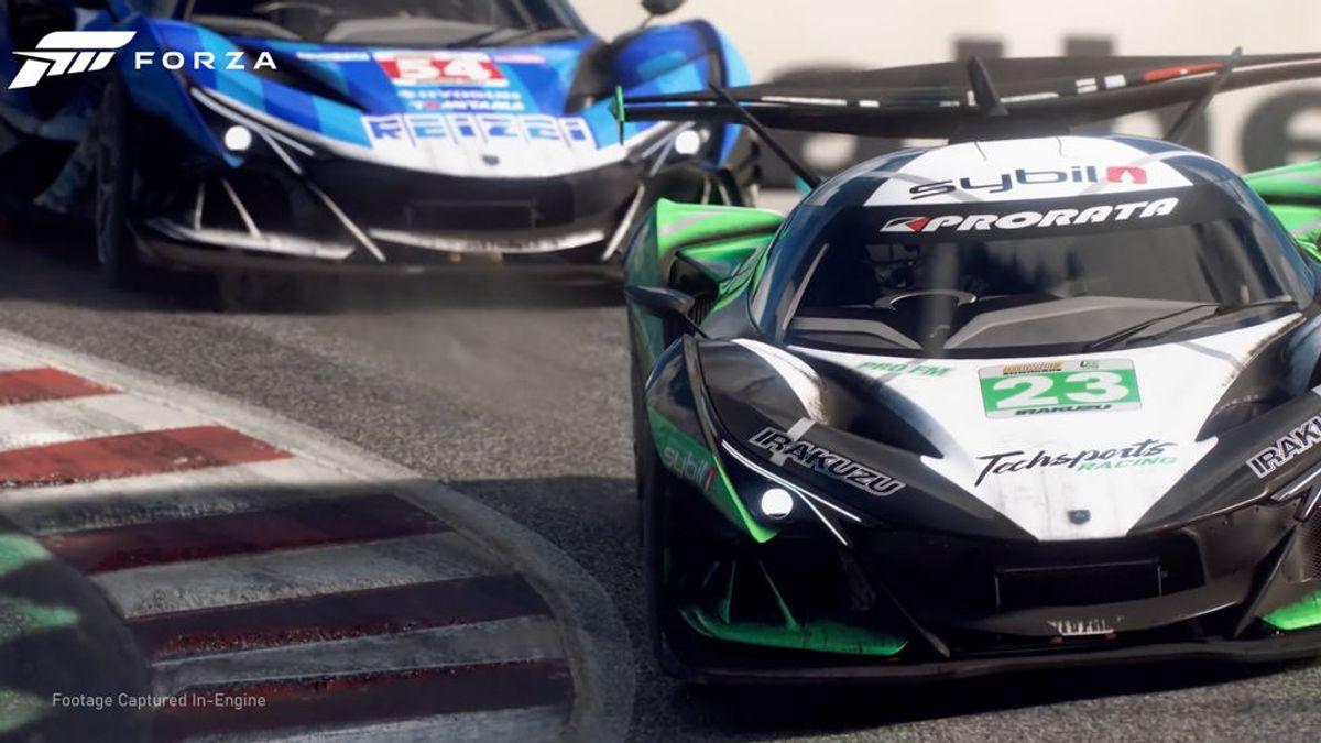 Anunciado Forza Motorsport, el nuevo título de conducción de Xbox y PC