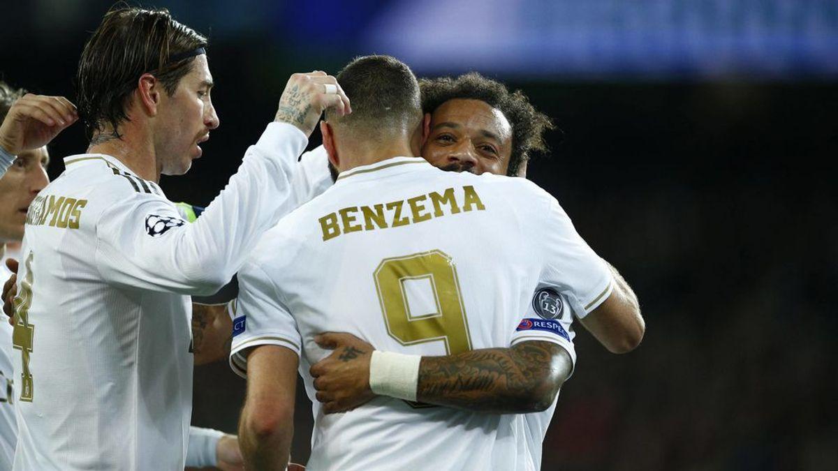 El Real Madrid copa con cinco jugadores el once ideal de la Liga elegido por la UEFA
