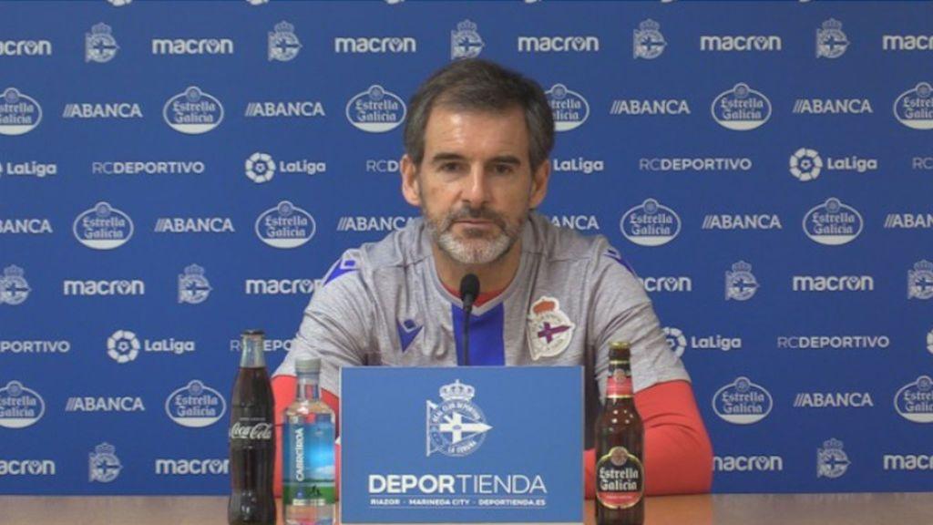 El doctor del Deportivo asiste a la plantilla del Fuenlabrada, que viajó sin médico