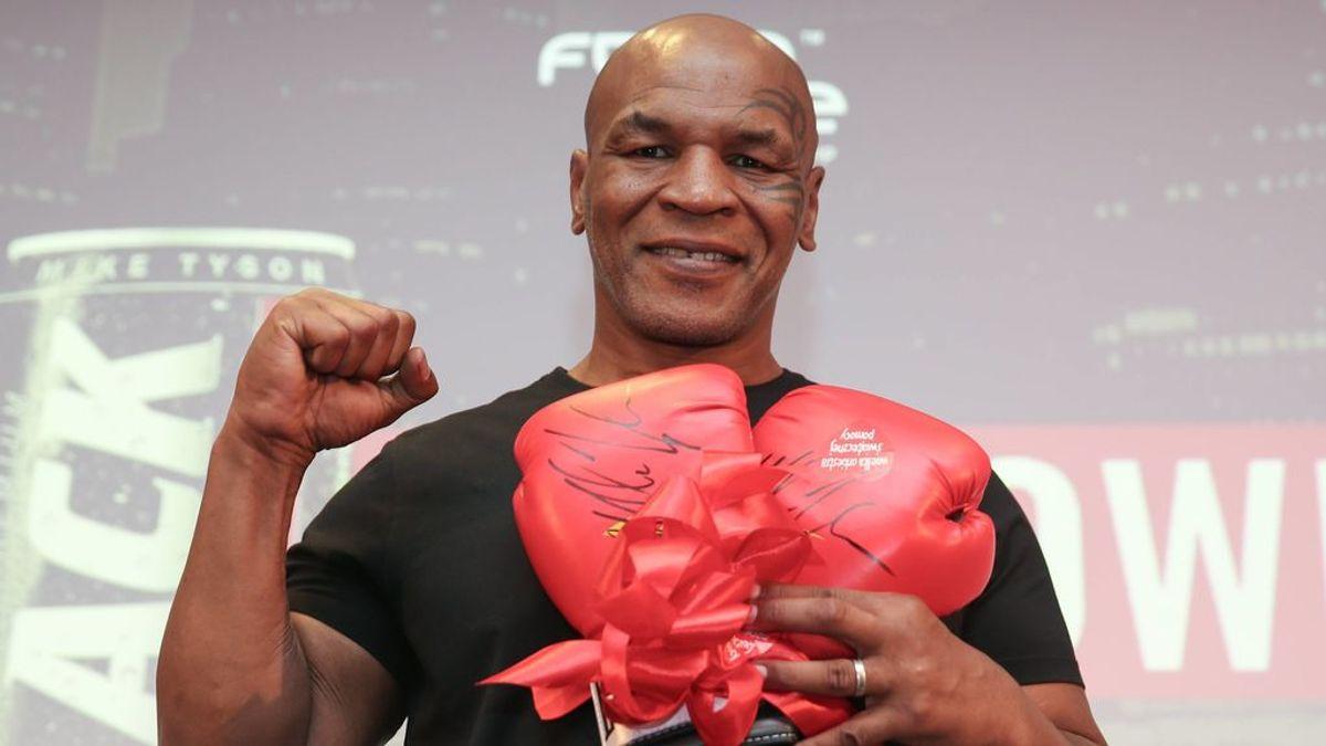 """El anuncio de Mike Tyson al ring ante Roy Jones Jr el próximo 12 de septiembre: """"He vuelto"""""""