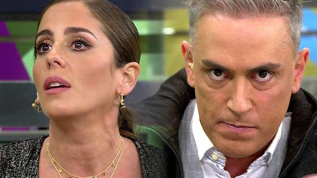 No es la primera vez: las 'espantadas' de Anabel Pantoja en sus conflictos con Kiko Hernández