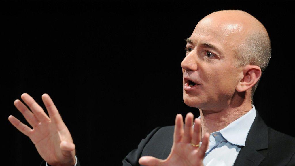 La historia de Jeff Bezos, el hombre más rico del mundo con 56 años