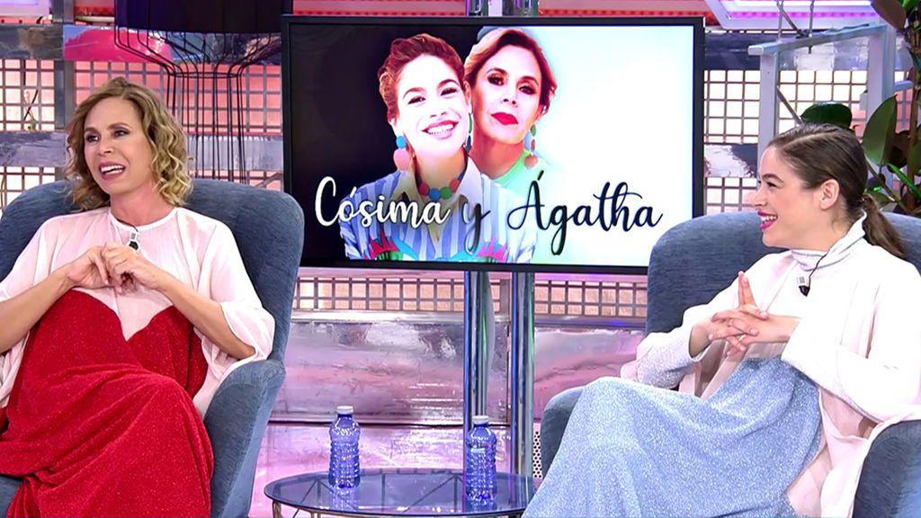 Las confesiones más sorpendentes de Ágatha Ruiz de la Prada y Cósima Ramírez Sábado Deluxe 2020 Programa 596