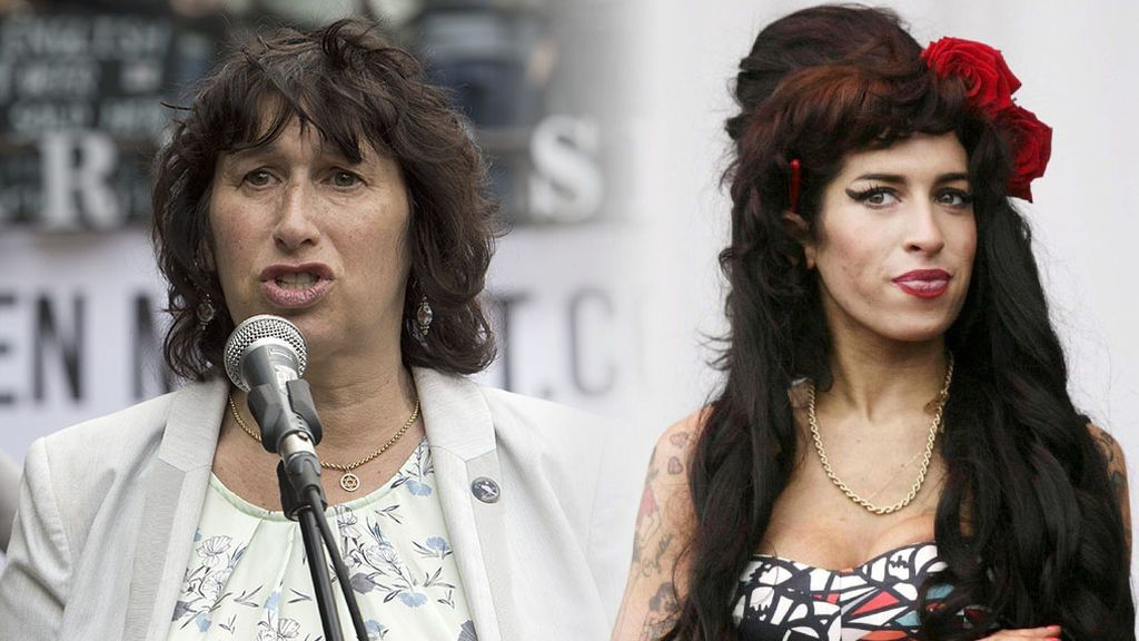 El homenaje de la madre de Amy Winehouse