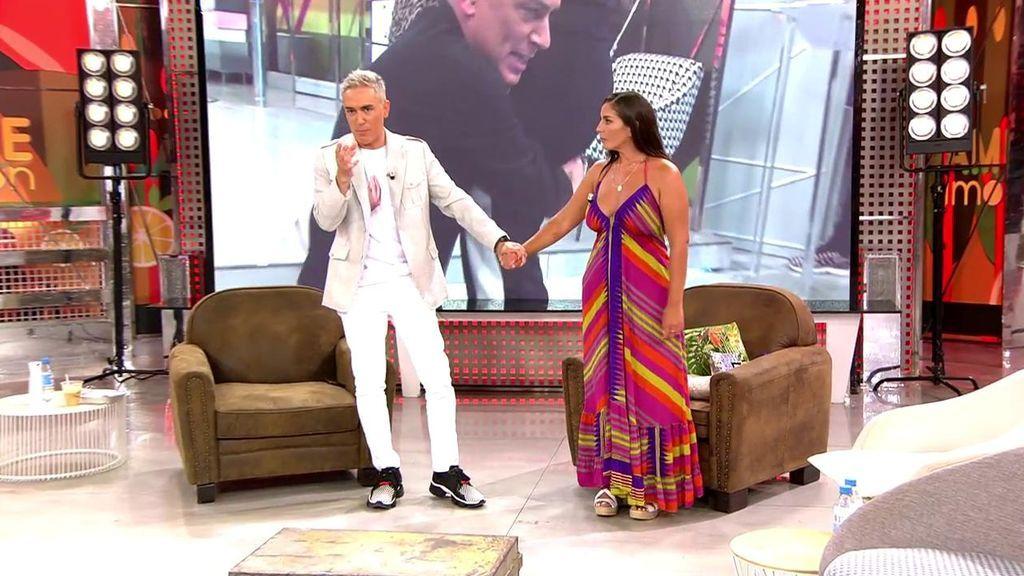 La reconciliación de Kiko Hernández y Anabel Pantoja