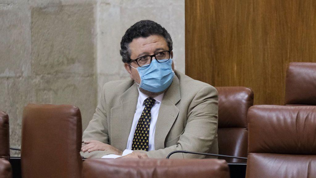 El TSJA investigará al exlíder de Vox en Andalucía, Francisco Serrano, por fraude de subvenciones públicas