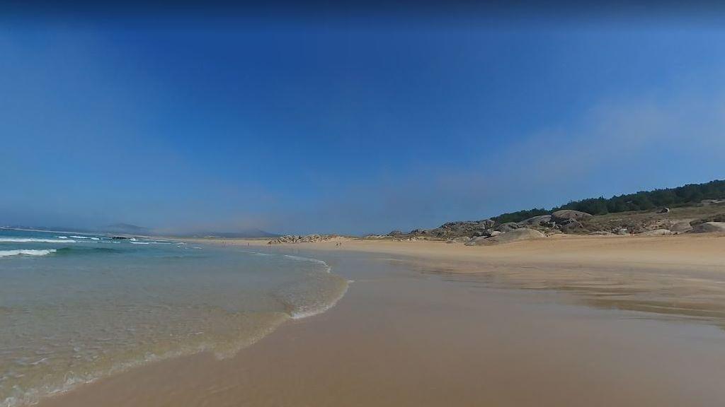 coruña playa de vilar