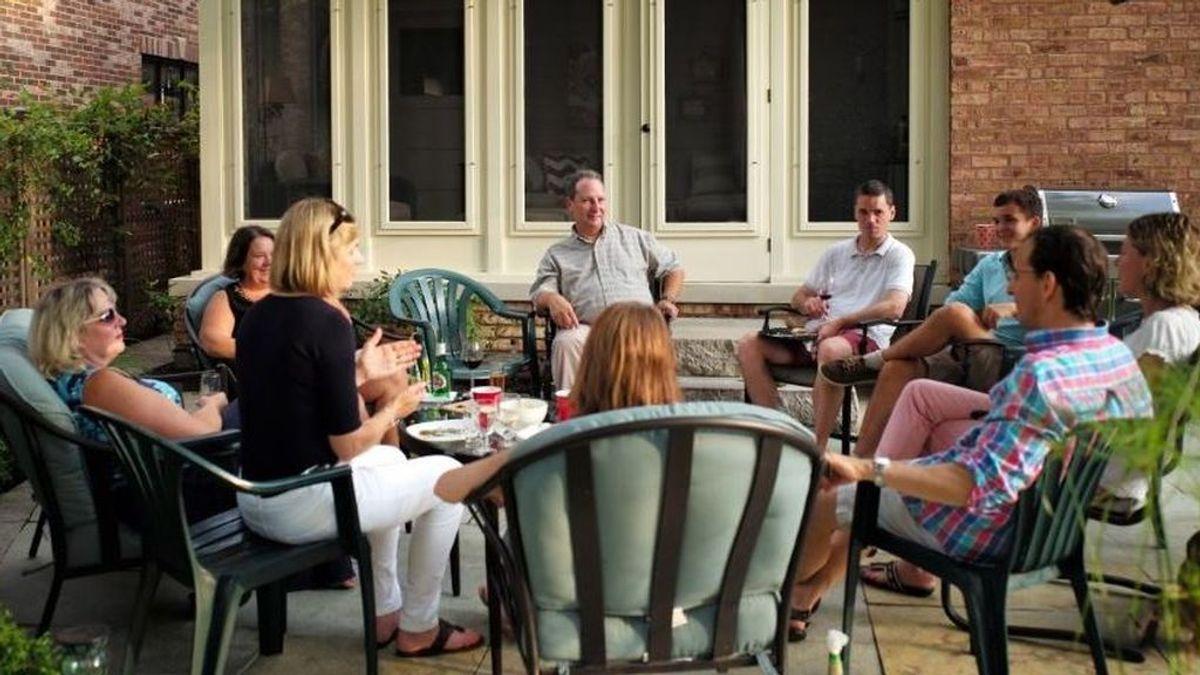 Consejos de los enfermeros para evitar contagiarnos del COVID-19 en reuniones familiares