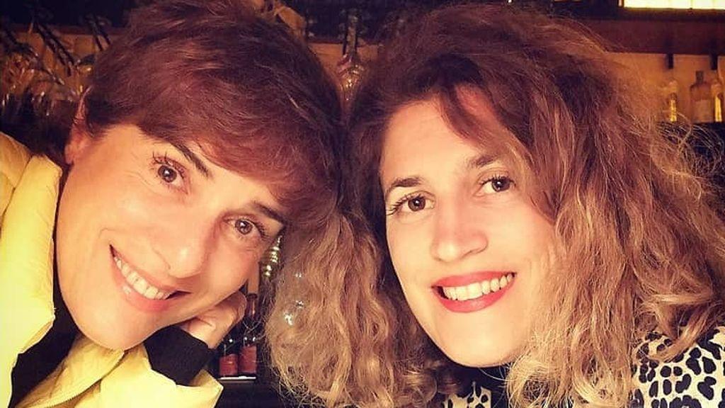 Anabel Alonso y Heidi Steinhardt se casan en secreto dos meses después de ser madres