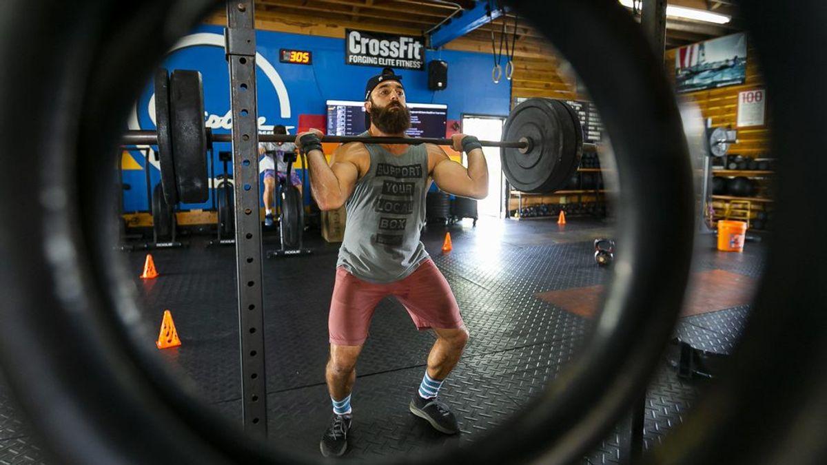 Chipper CrossFit WODs: en qué consisten estos entrenamientos de CrossFit
