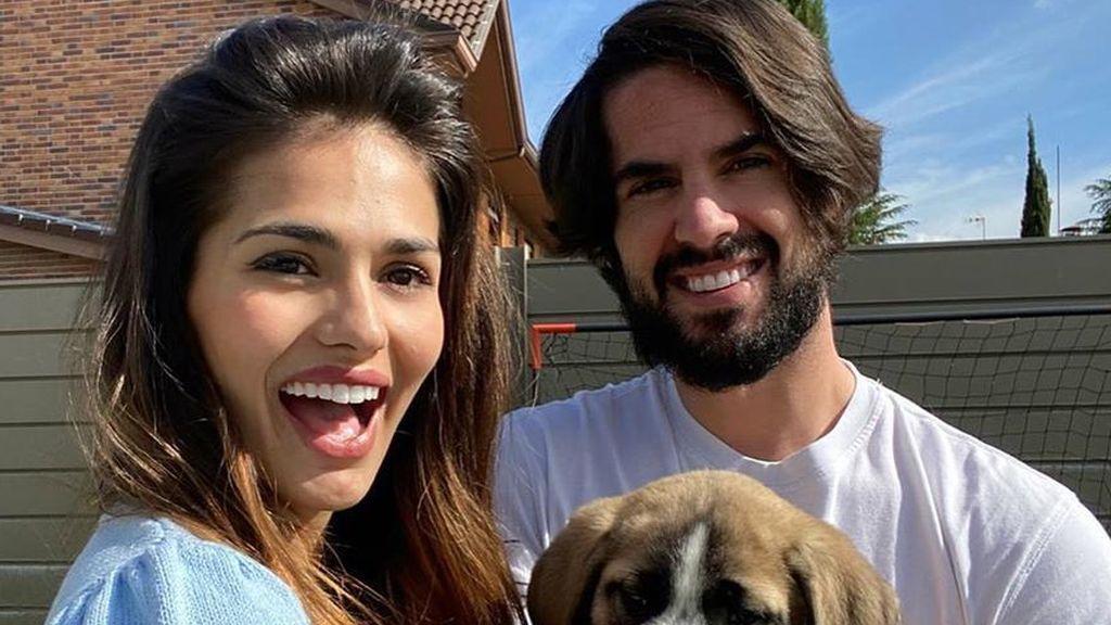"""Sara Sálamo, embarazada de su segundo hijo con Isco Alarcón: """"2021 tiene pinta de ser mejor año que su predecesor"""""""