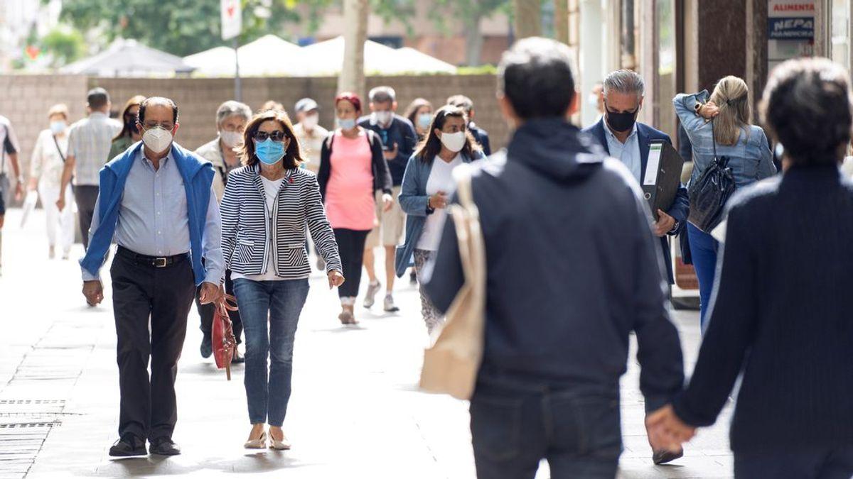 Pendientes de la curva, otra vez: el coronavirus repunta en España