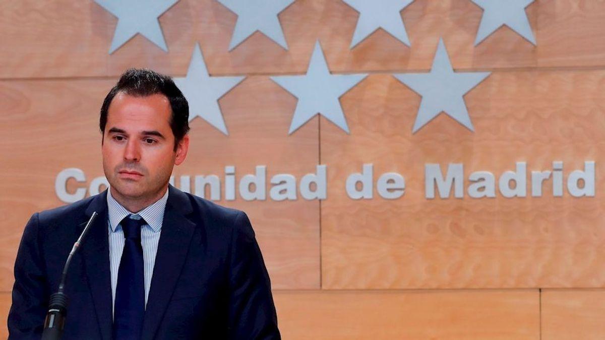 Madrid no descarta Madrid no descarta volver a imponer restricciones en reuniones, ocio nocturno, terrazas y desplazamientos