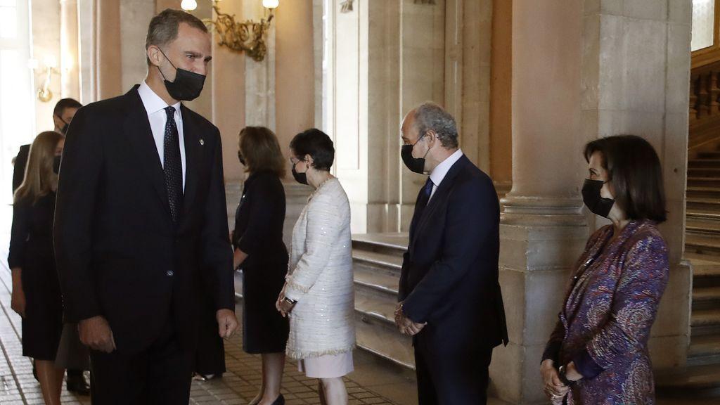 """Margarita Robles sobre el rey Juan Carlos: """"Todos somos iguales ante la ley"""""""
