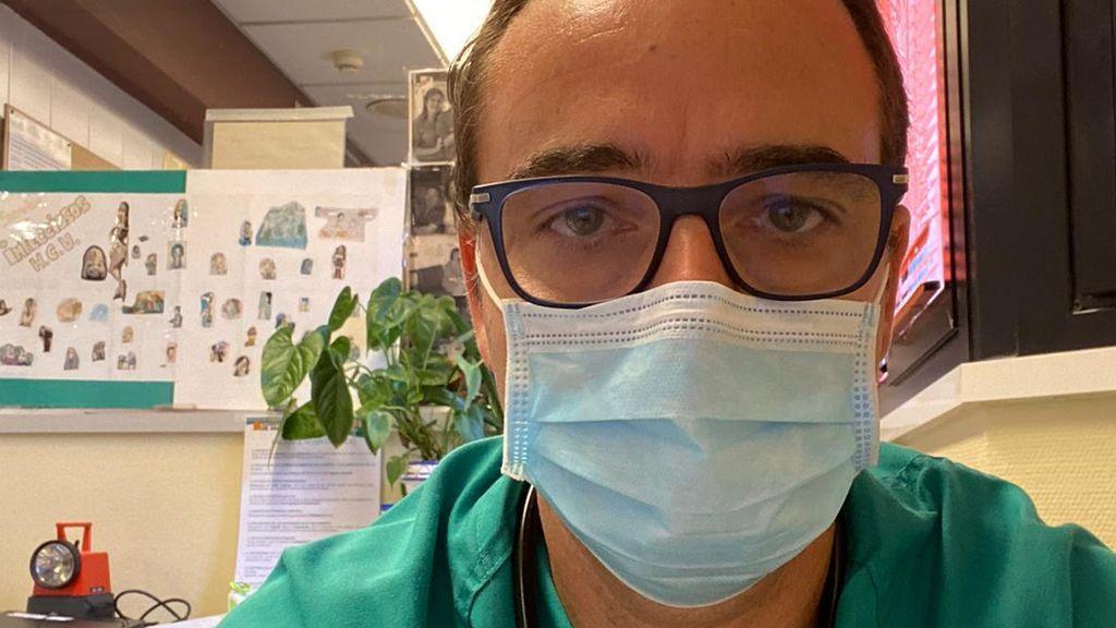 """José Ramón Paño, experto en enfermedades infecciosas: """"Podemos perder el control de la situación en cuestión de días"""""""