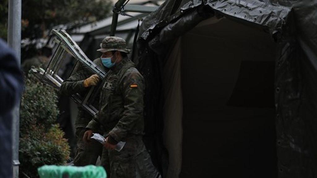 Defensa prepara rastreadores en el Ejército, que podrán estar a disposición de las CCAA si lo solicitan