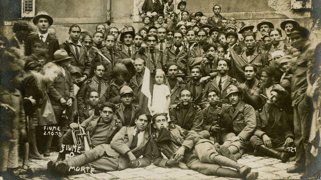 Fiume, el primer laboratorio del fascismo cumple un siglo como capital de la cultura