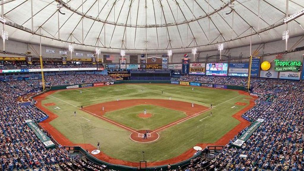 estadio de béisbol de la MBL