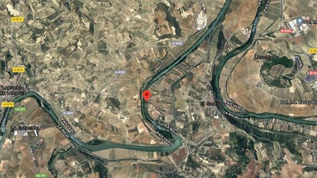 Un menor de 16 años muere ahogado en el río Ebro