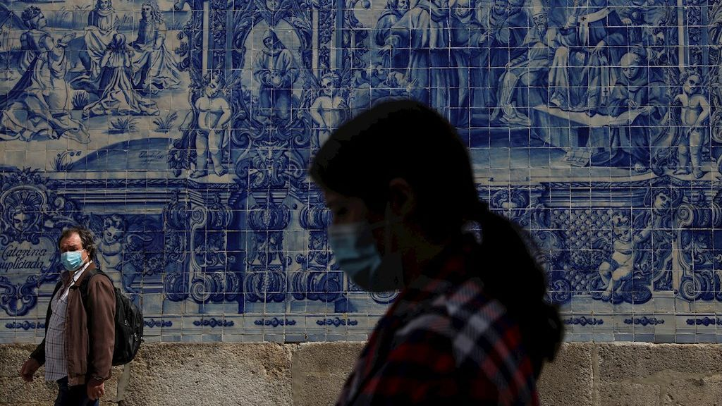 Portugal desarrolla la primera mascarilla que inactiva la Covid-19