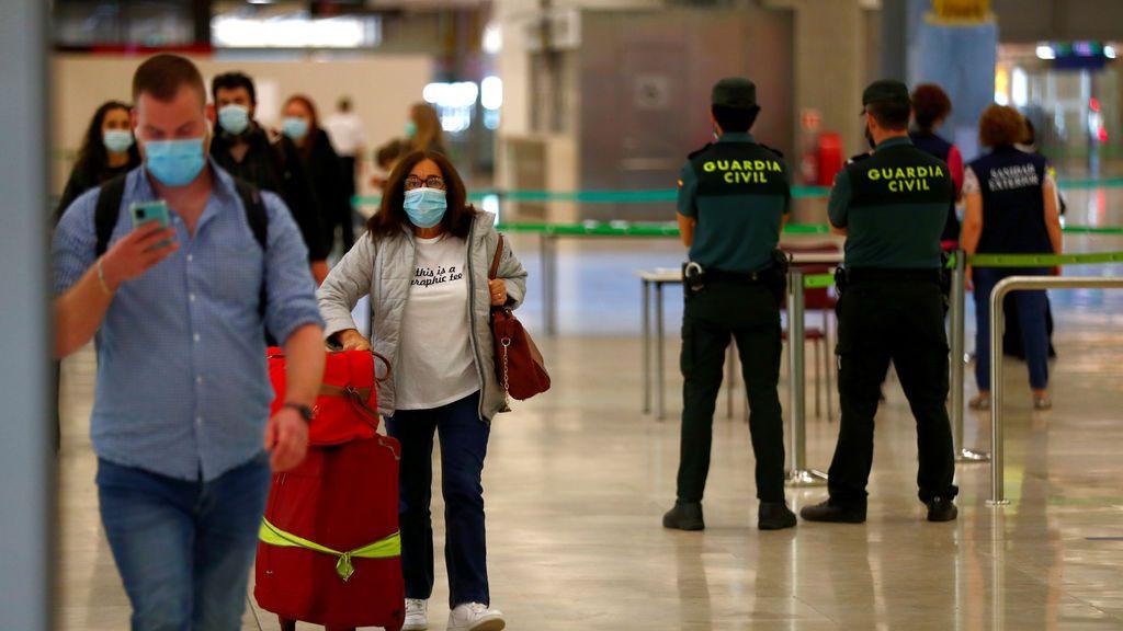 TUI cancela todos los vuelos de Reino Unido a España
