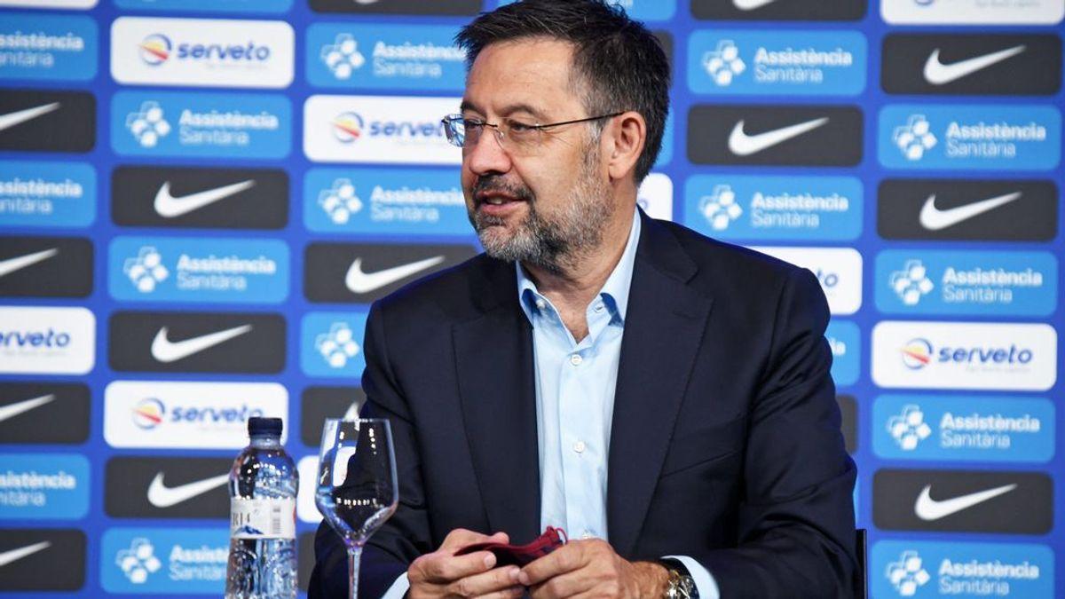 """Bartomeu pone el punto de mira en la Champions y tienen mucha confianza puesta en ella: """"El Barça siempre es favorito y tenemos al mejor del mundo, Leo Messi"""""""