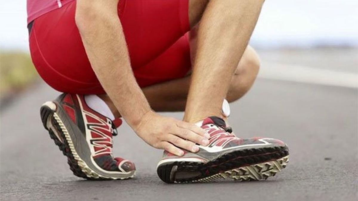 Los esguinces de tobillo por correr: cómo recuperarse de esta lesión tan común