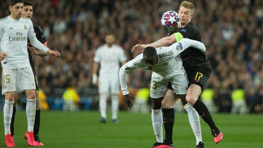Peligra el Manchester City - Real Madrid por las nuevas medidas sanitarias del gobierno inglés