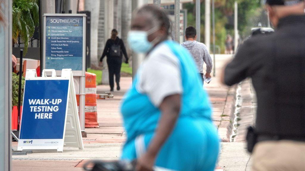 Florida suma más de 9.000 casos de la COVID-19, unos 2.900 en Miami-Dade