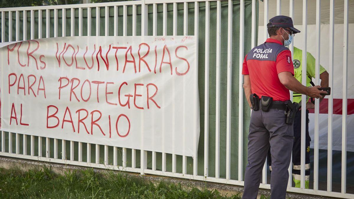 Rebrotes en España: el foco en Mendillorri acumula 170 casos mientras el de Totana se eleva a 105 positivos