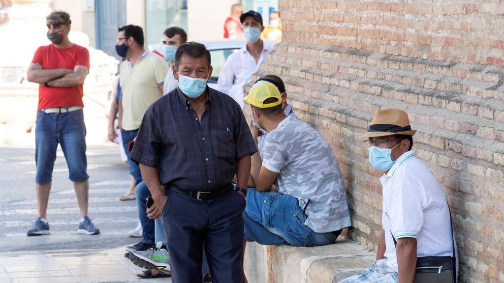 La Región de Murcía registra 53 casos positivos de la Covid-19 en tan solo 24 horas