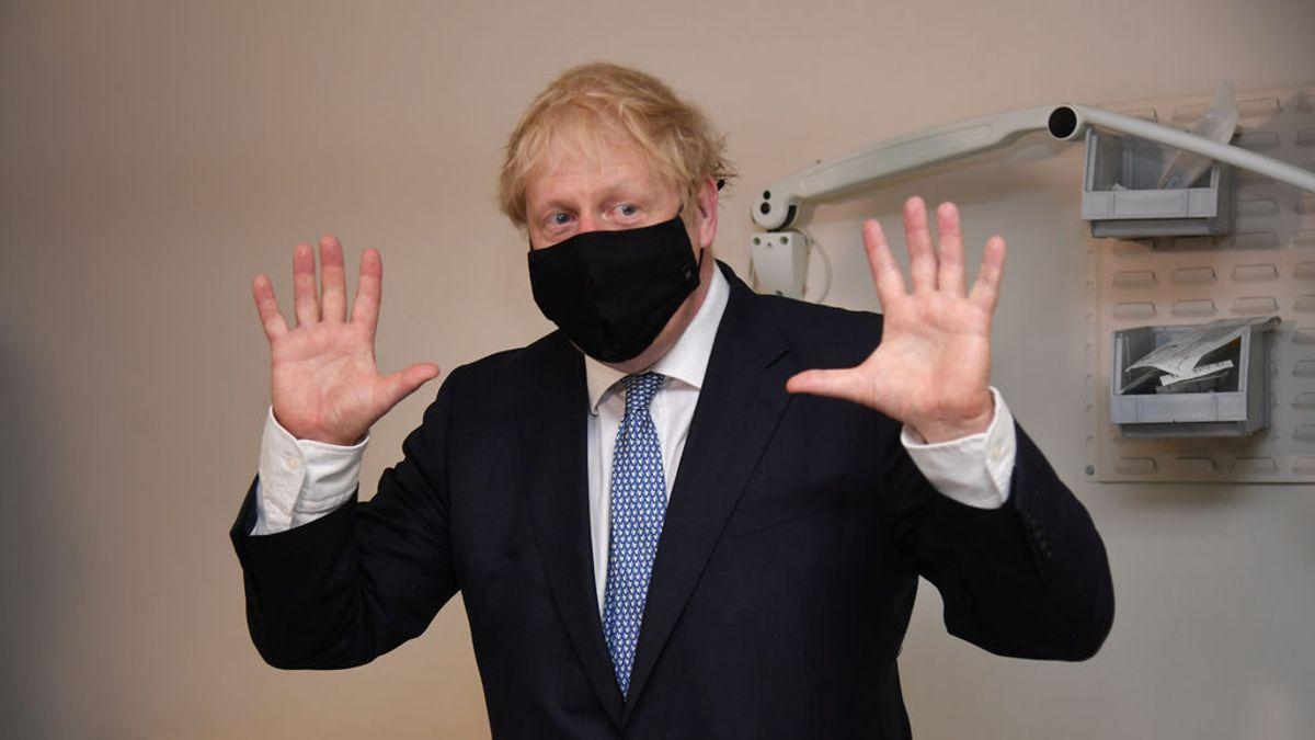 Las medidas de Reino Unido contra la obesidad: la nueva lucha de Boris Johnson tras enfermar de Covid-19
