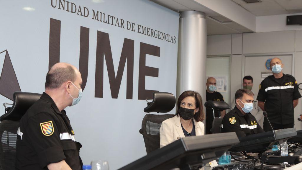 Rebrotes: La UME ya está preparada para sacar un millar de militares en 24 horas a luchar contra el Covid-19